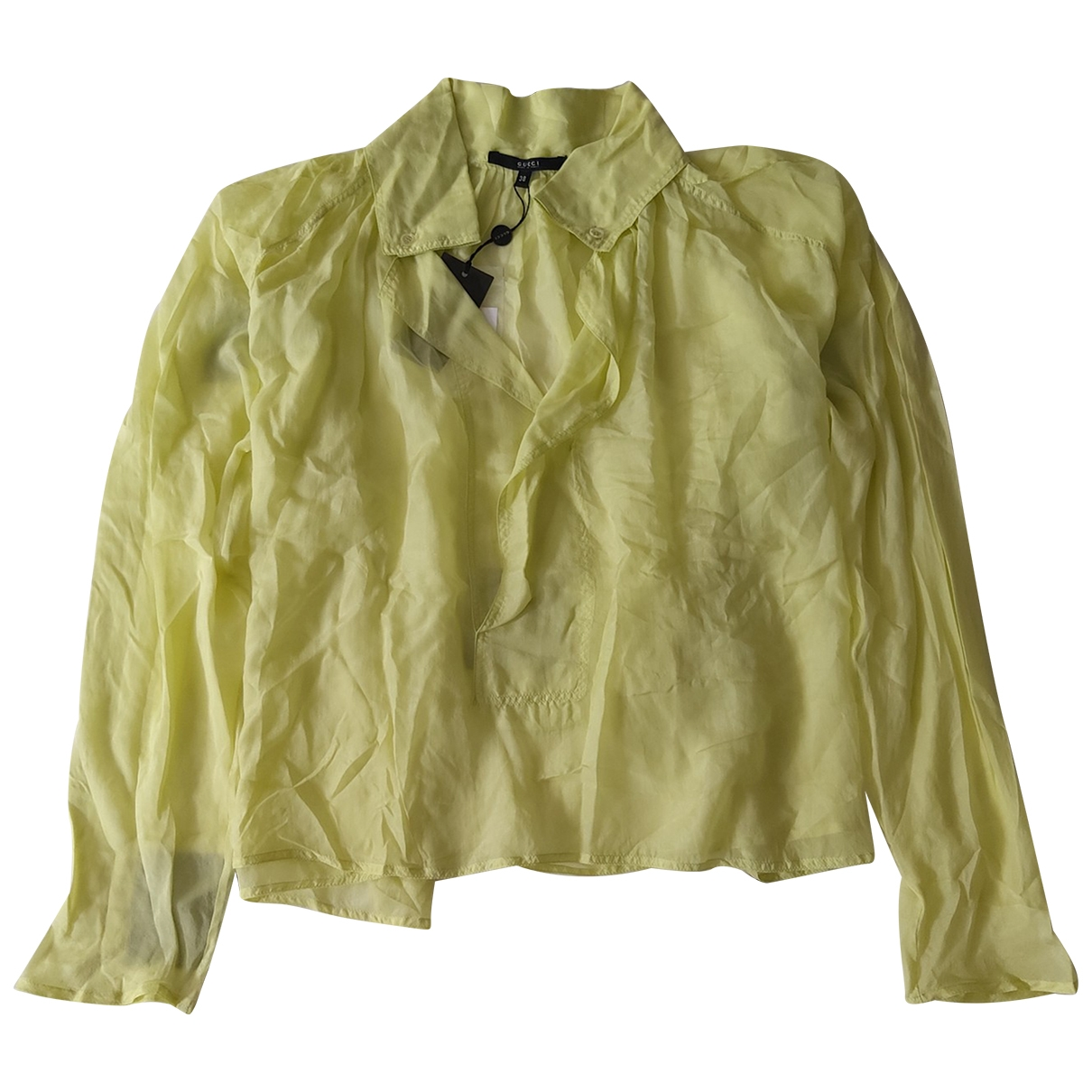 Gucci \N Silk  top for Women 38 FR