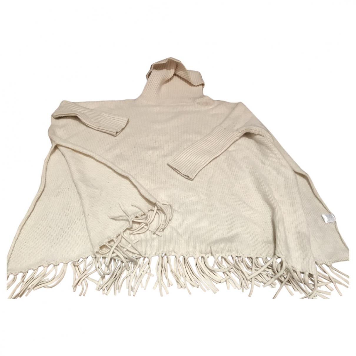 Kujten - Pull   pour femme en cachemire - beige