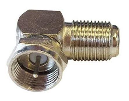 RF Solutions Right Angle 50Ω RF Adapter Socket Plug (2)