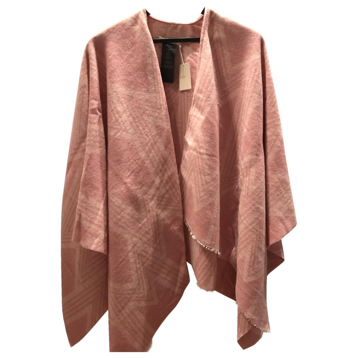 Maje \N Pink Knitwear for Women One Size IT