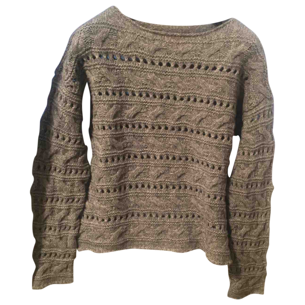 Vivienne Westwood \N Grey Wool Knitwear for Women S International
