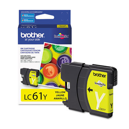 Brother MFC-5890CN originale jaune cartouche d'encre