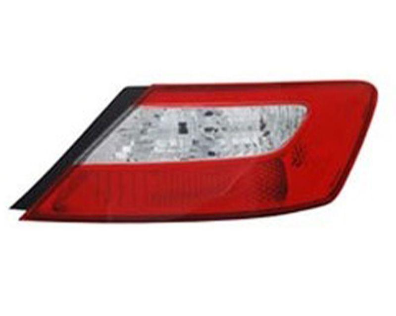 TYC Tail Light Honda Civic 2009-2011