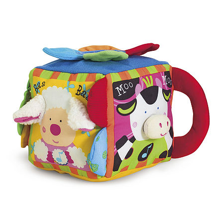 Melissa & Doug Musical Farmyard Cube, One Size , Multiple Colors