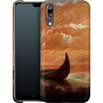 Huawei P20 Smartphone Huelle - Bill Plank - Sunset Voyager von TATE and CO