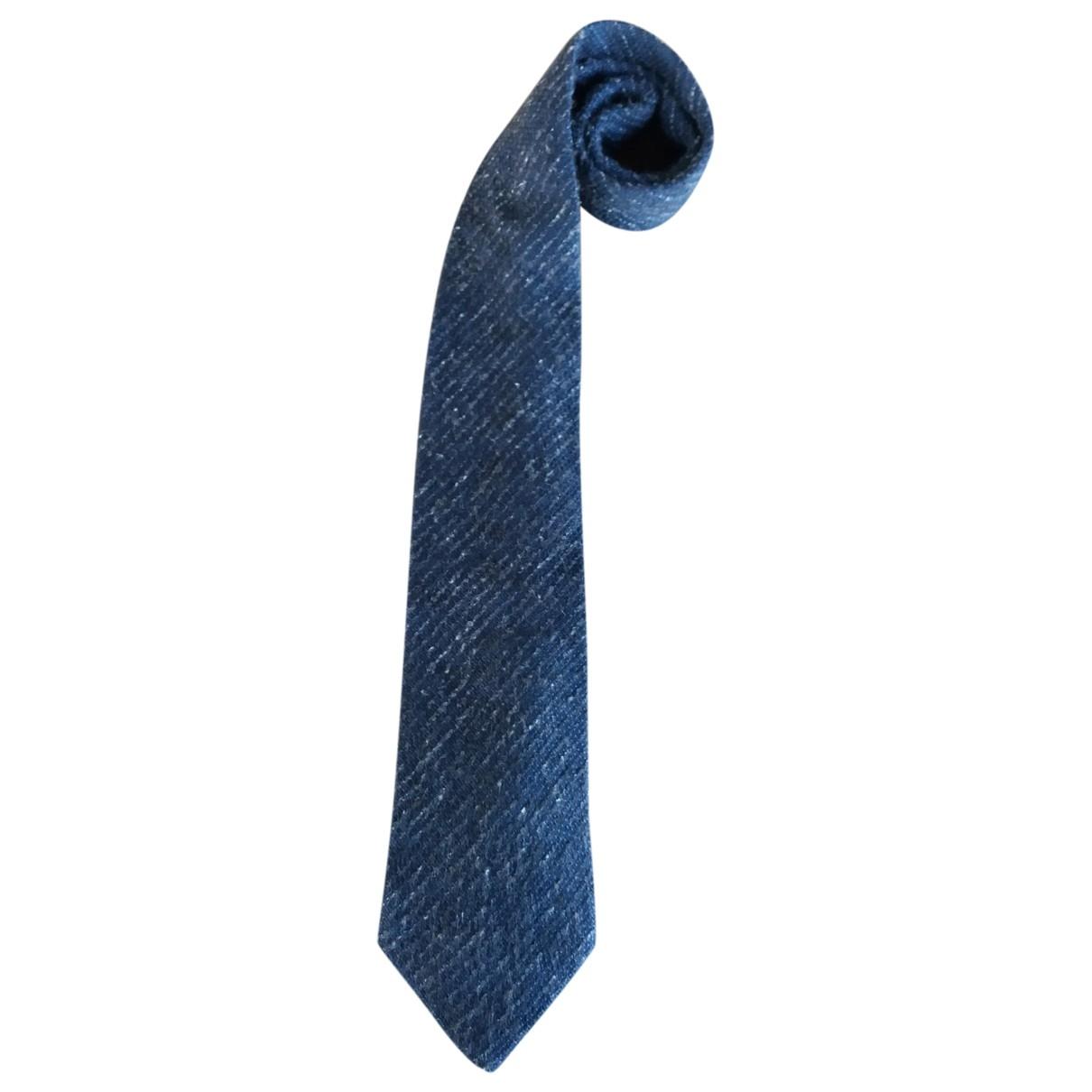 Corbata de Cachemira Ermenegildo Zegna