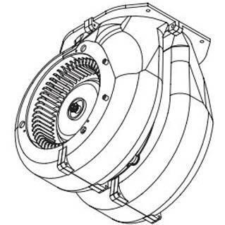 CBI-600B 600 CFM Internal Blower with 6 Sones and 6