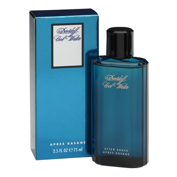 Cool Water Pour Homme - Davidoff Aftershave 75 ML