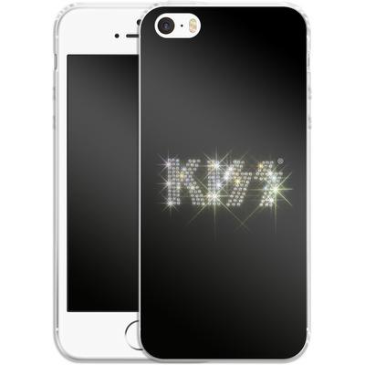 Apple iPhone 5 Silikon Handyhuelle - KISS Shiny von KISS®