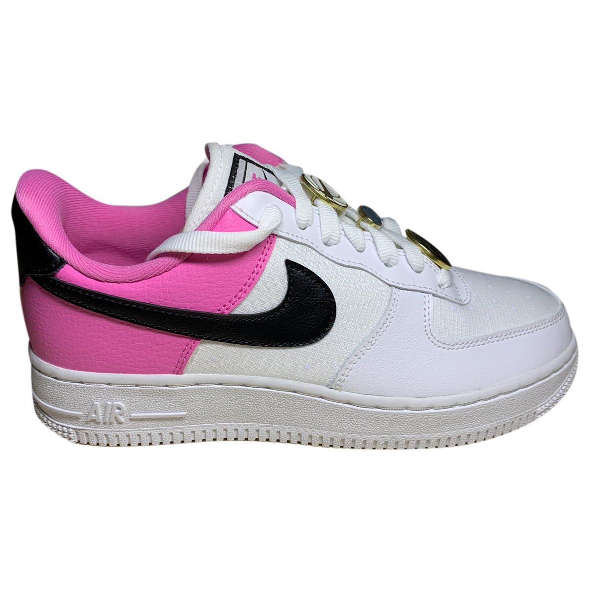 Nike - Baskets Air Force 1 pour femme - rose