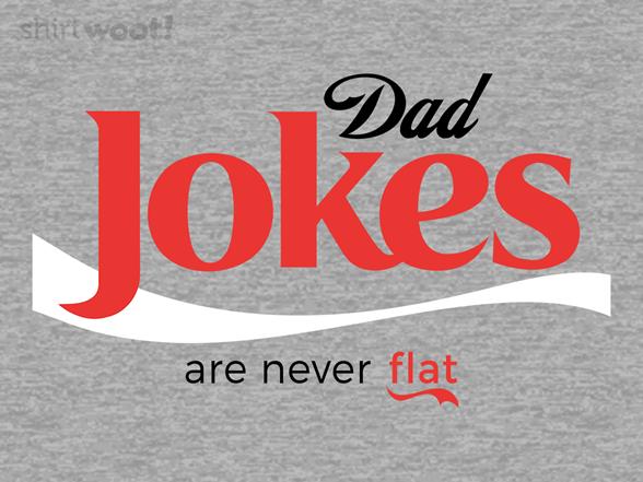Never Flat T Shirt
