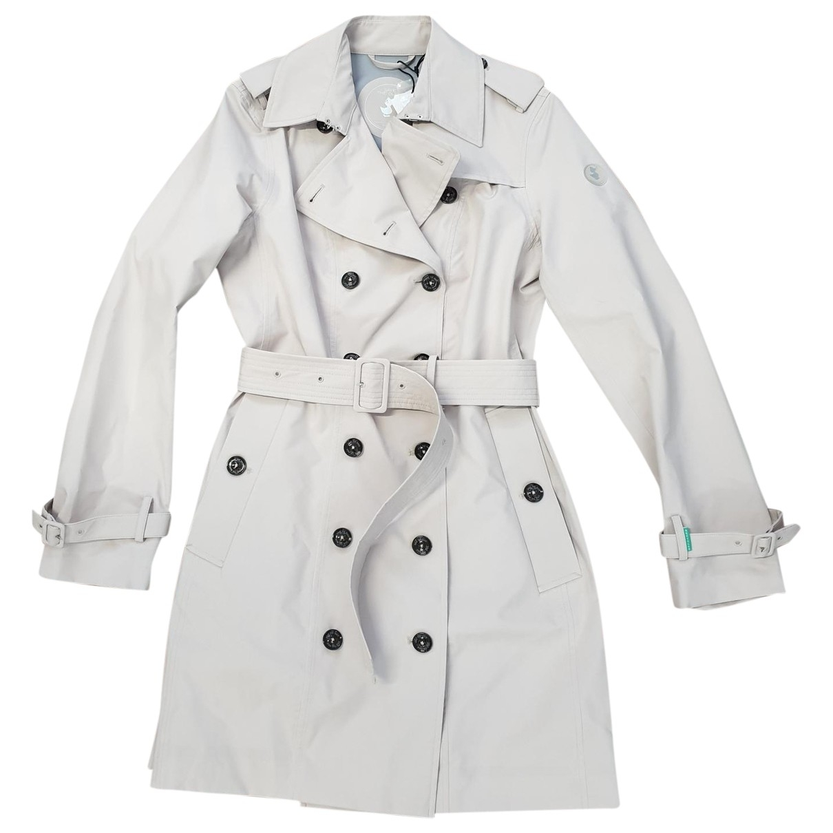 Save The Duck - Trench   pour femme - beige