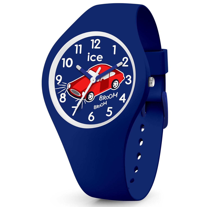 Ice-Watch Boys Fantasia 017891 Blue Silicone Quartz Fashion Watch