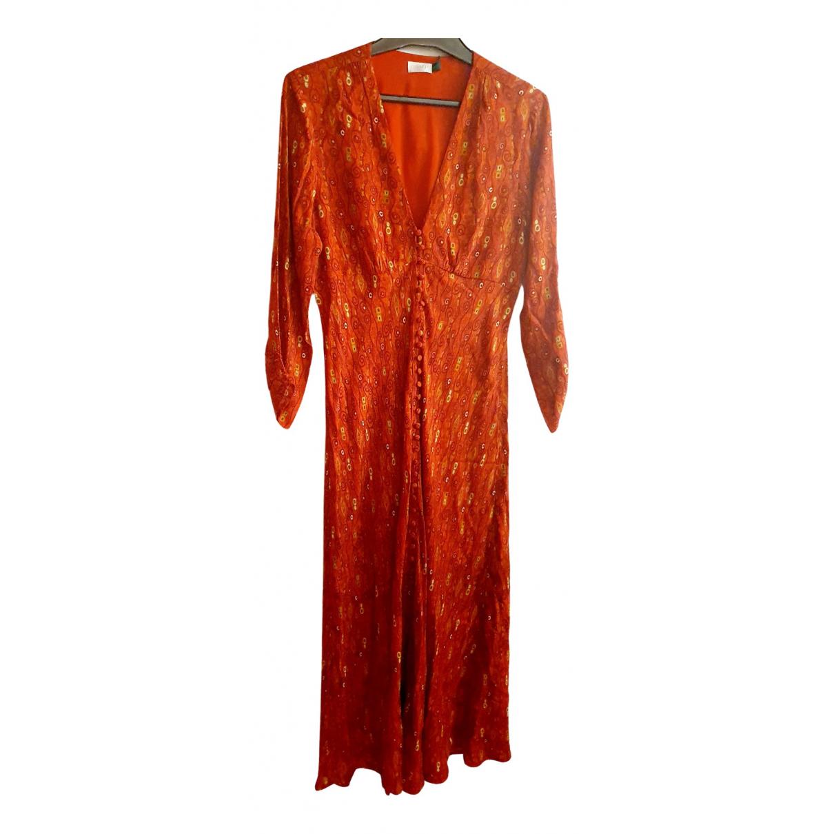 Rixo \N Red dress for Women M International