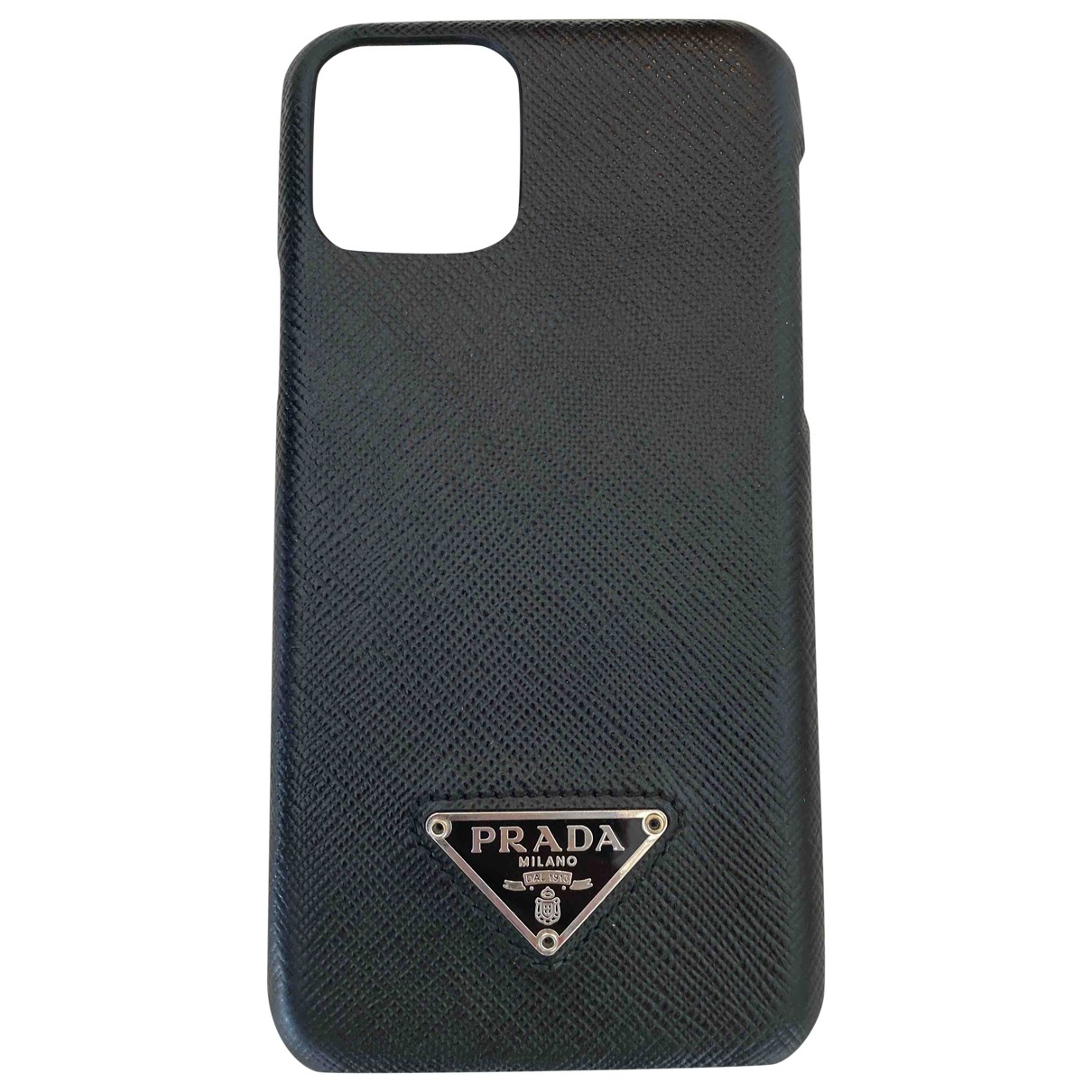 Funda iphone de Cuero Prada