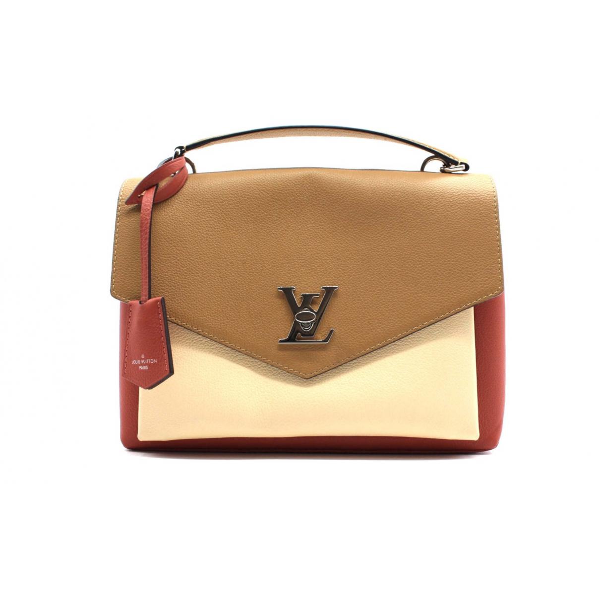 Louis Vuitton Mylockme Leather handbag for Women N