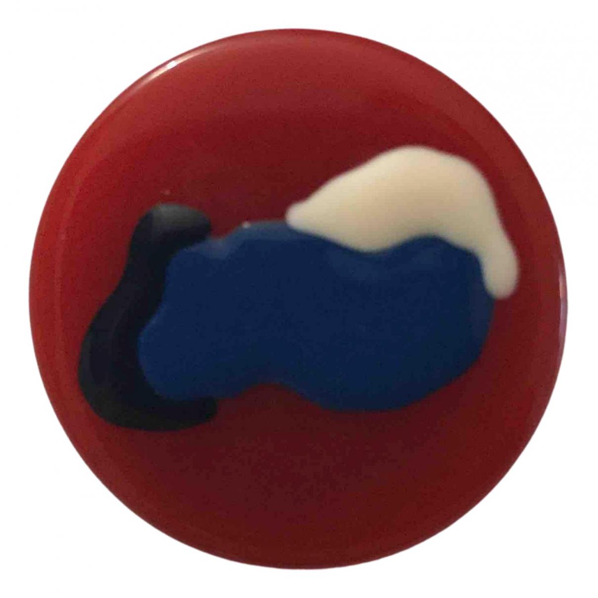 Miu Miu - Broche   pour femme - multicolore