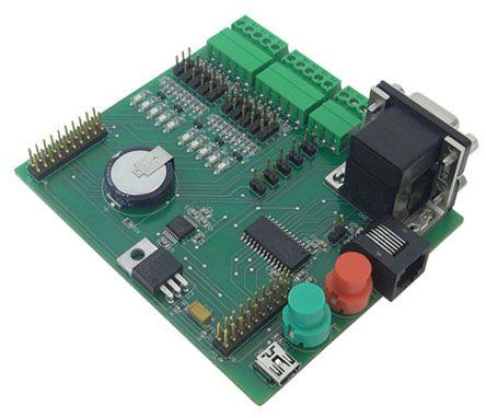 Siretta GSM & GPRS Modem Evaluation Kit ZOOM-EVK, 5.85 GHz, RS232, Serial, TTL, USB, SMA Connector