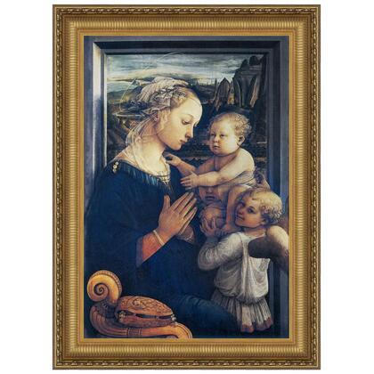 DA2884 36.5X50 Madonna & Child With Two