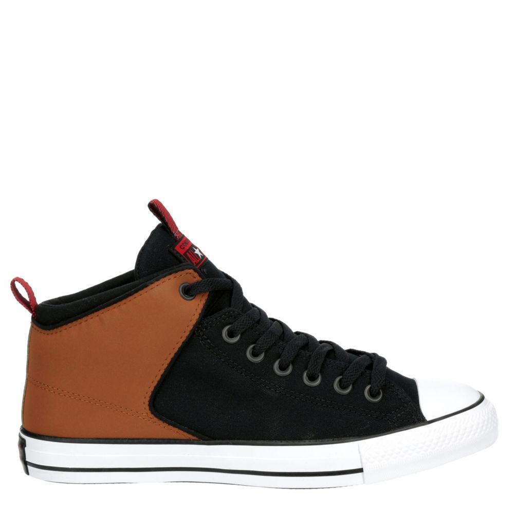 Converse Mens Chuck Taylor All-Star High Street Top Shoes Sneakers