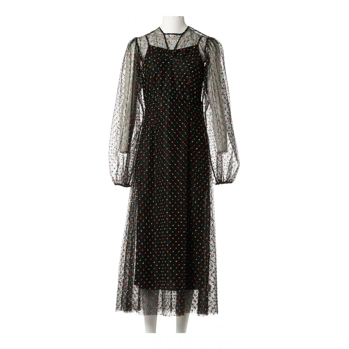 Emilia Wickstead N Black dress for Women 10 UK