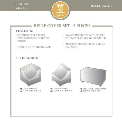 BELLE-05cWC Protective Cover