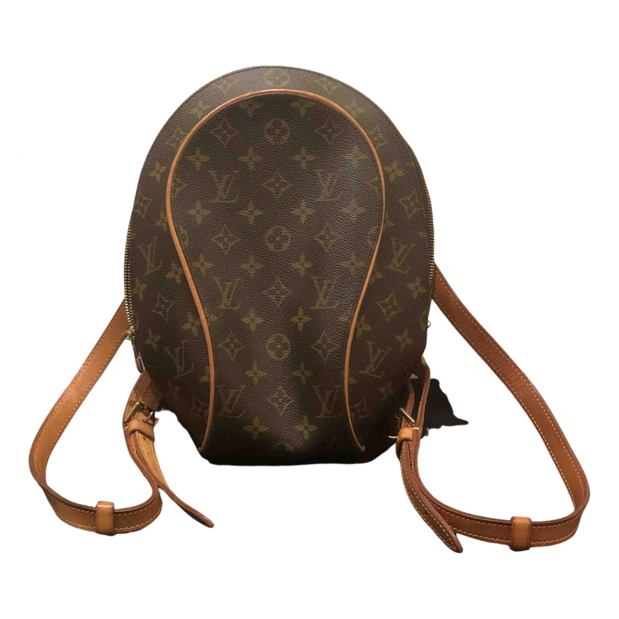 Louis Vuitton Ellipse Brown Cloth backpack for Women N