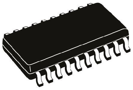 Nexperia CBT3244AD,112, Bus Switch, 4 x 1:1, 20-Pin SSOP (38)