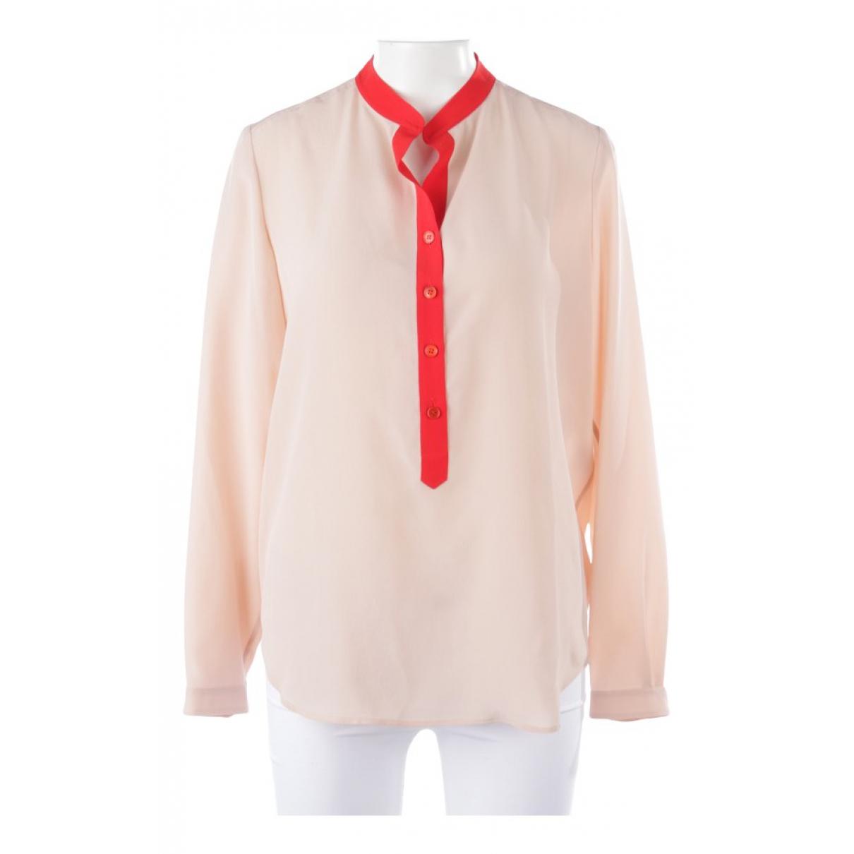 Stella Mccartney \N Pink Silk  top for Women 32 FR