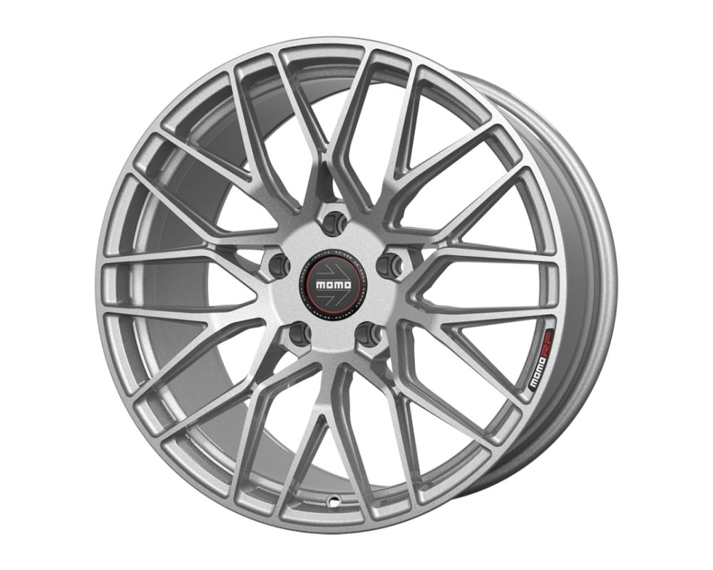 MOMO M10689544P48 Catania Semi Concave Wheel 18x9.5 5x112 48mm Gloss Silver