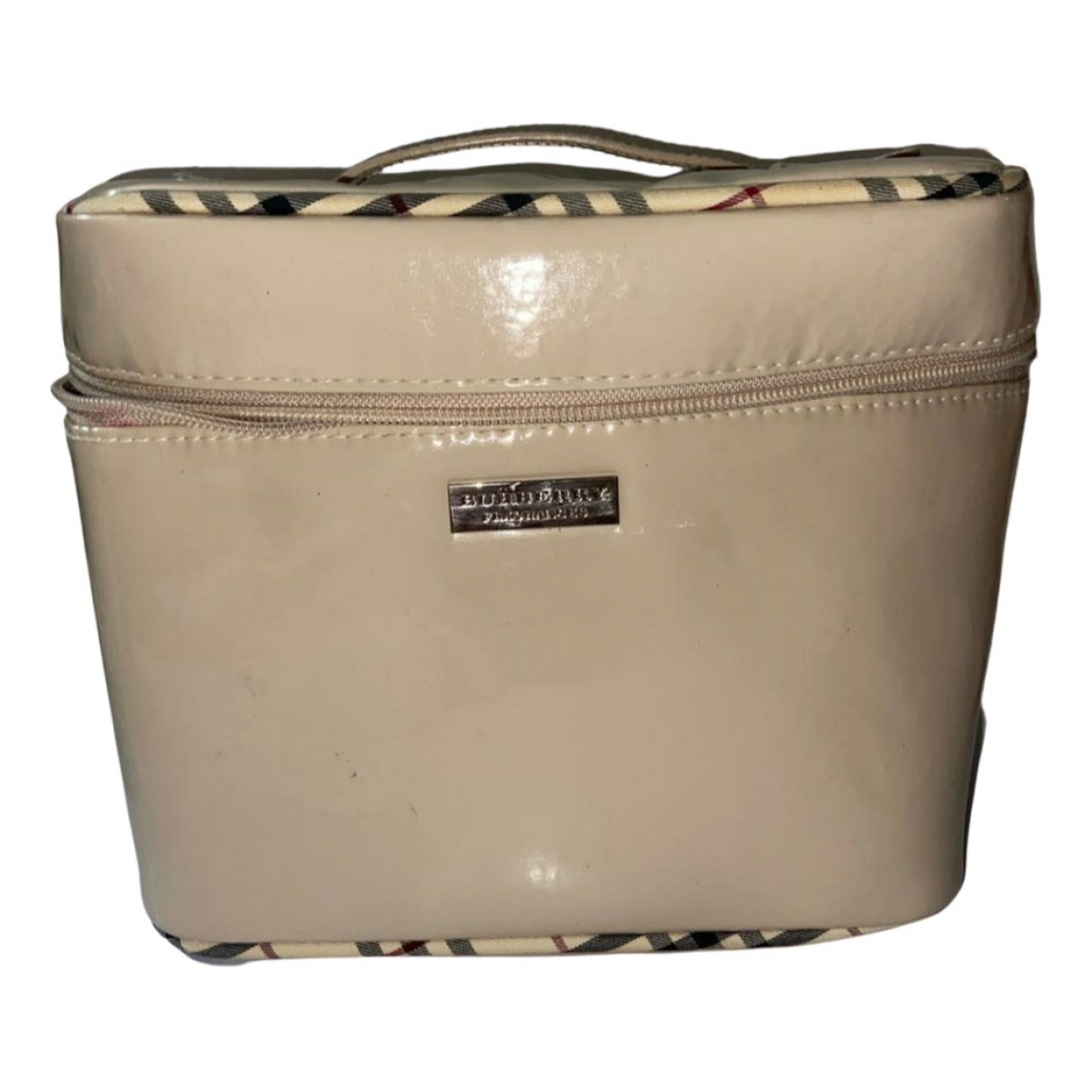 Burberry N Ecru Travel bag for Women N