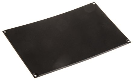 nVent – Schroff 61000007, Plastic PCB Cover Eurocard, Mechanical Protection of the Solder Side of Eurocard PCB's, 100 x 160mm