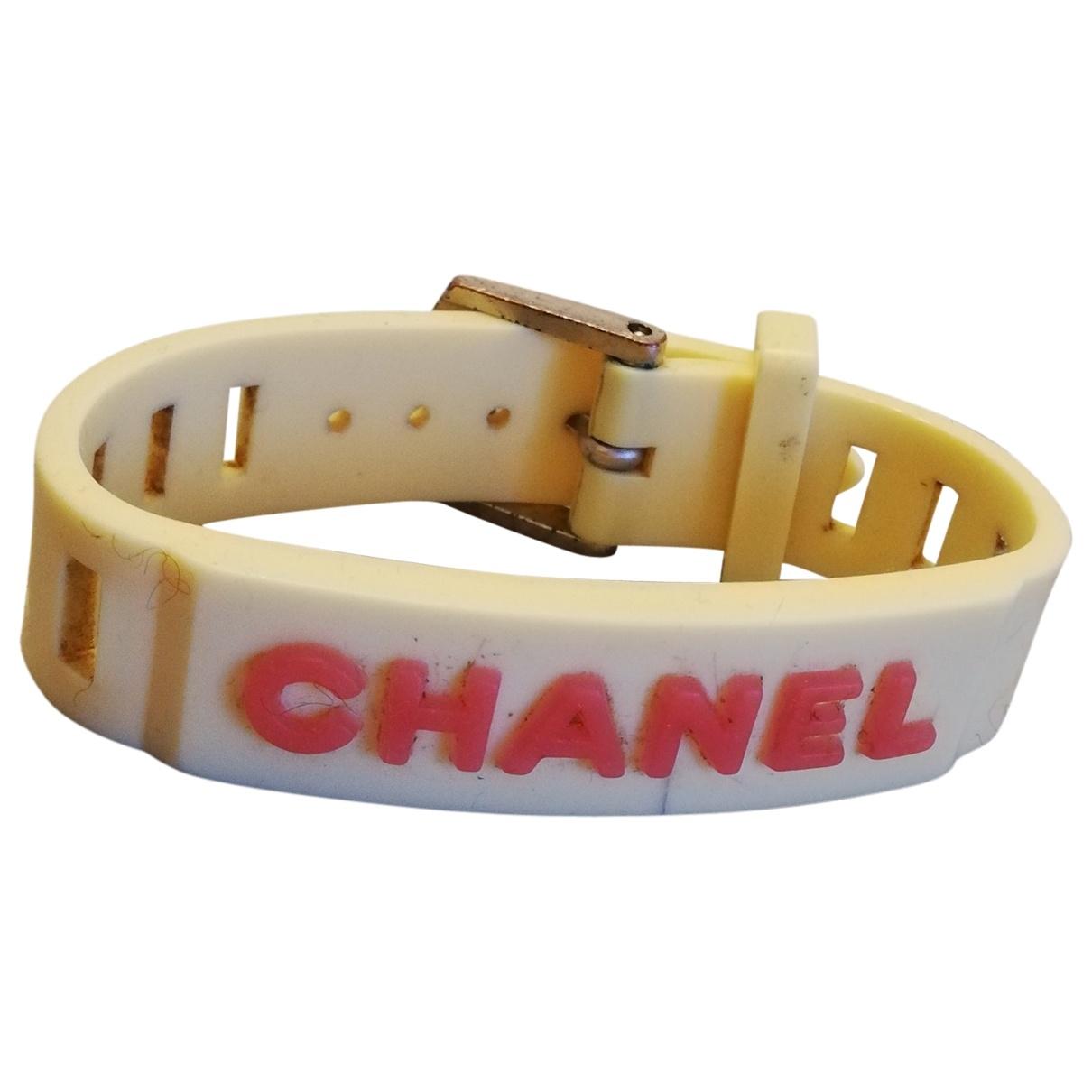Chanel - Bracelet   pour femme - jaune