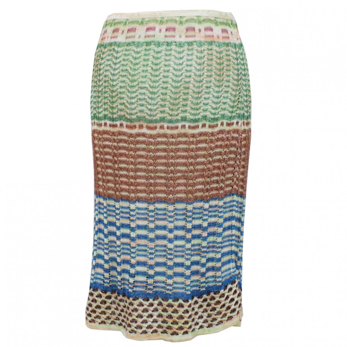 Missoni \N Multicolour skirt for Women 40 IT
