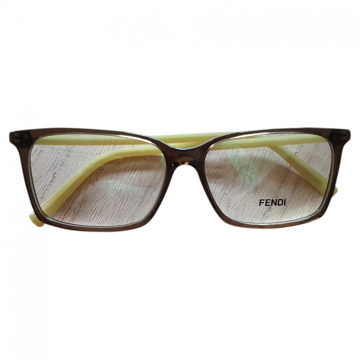 Fendi N Black Sunglasses for Men N