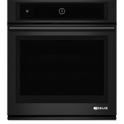 JJW2427DB 27 Single Wall Oven with Multimode Convection System  4.3 cu. ft. Capacity  Telescoping Glide Rack  and Rapid PreHeat  in