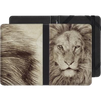 Kobo Glo eBook Reader Huelle - Leo Lion von Eric Fan