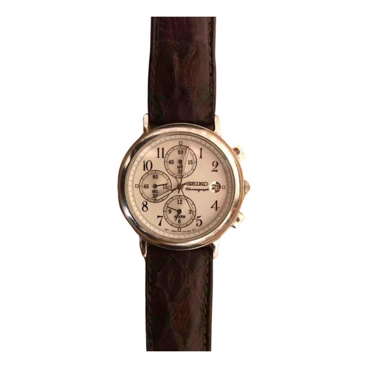 Relojes Seiko