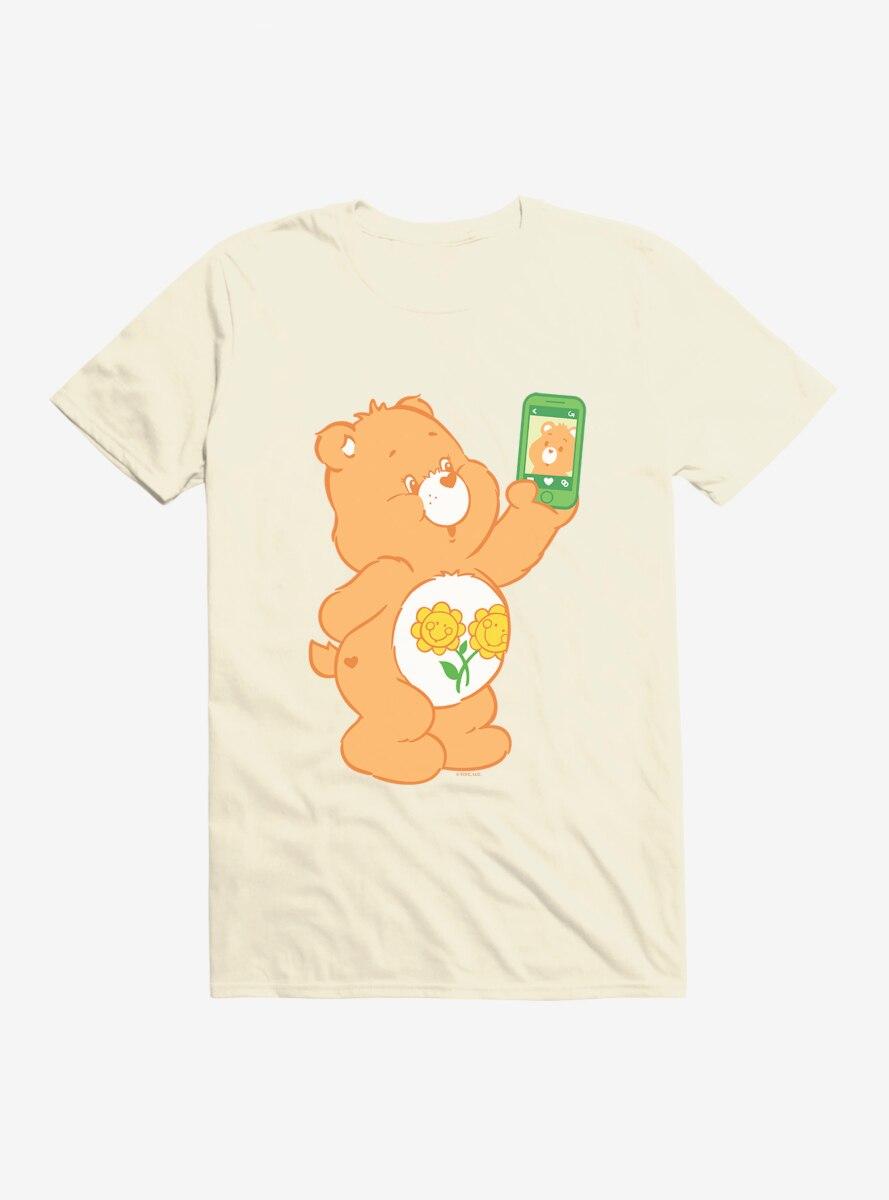 Care Bears Friend Bear Selfie T-Shirt