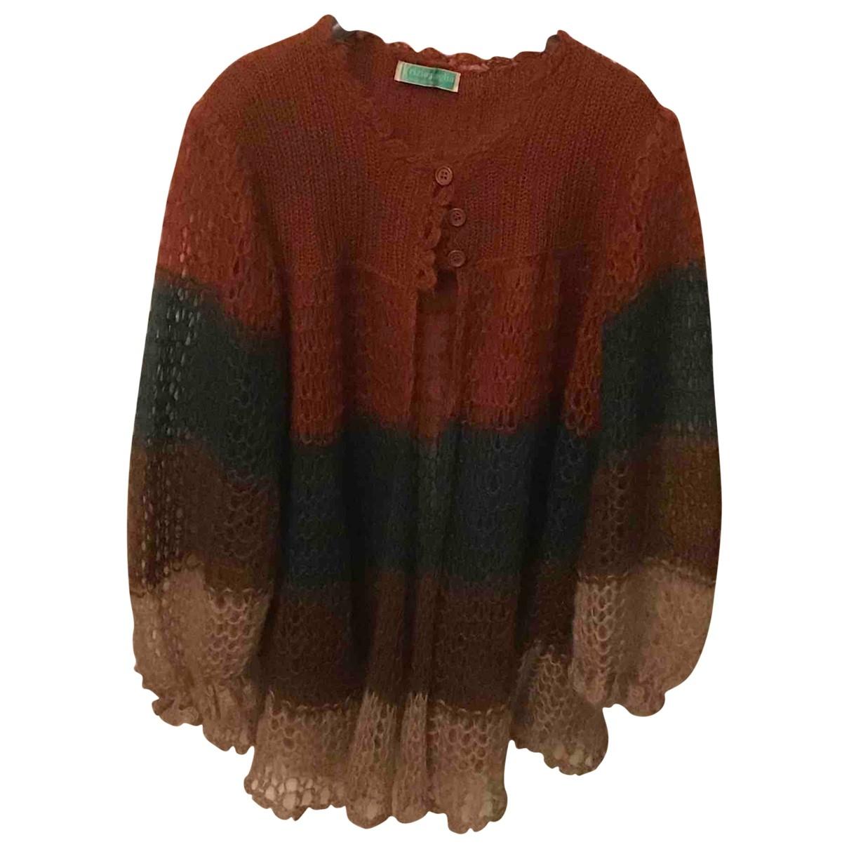 Krizia \N Multicolour Wool Knitwear for Women 44 IT