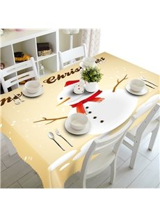 Waterproof and Oil-proof Tea Table Cloth High Quality Country Style Decorative Table Cover