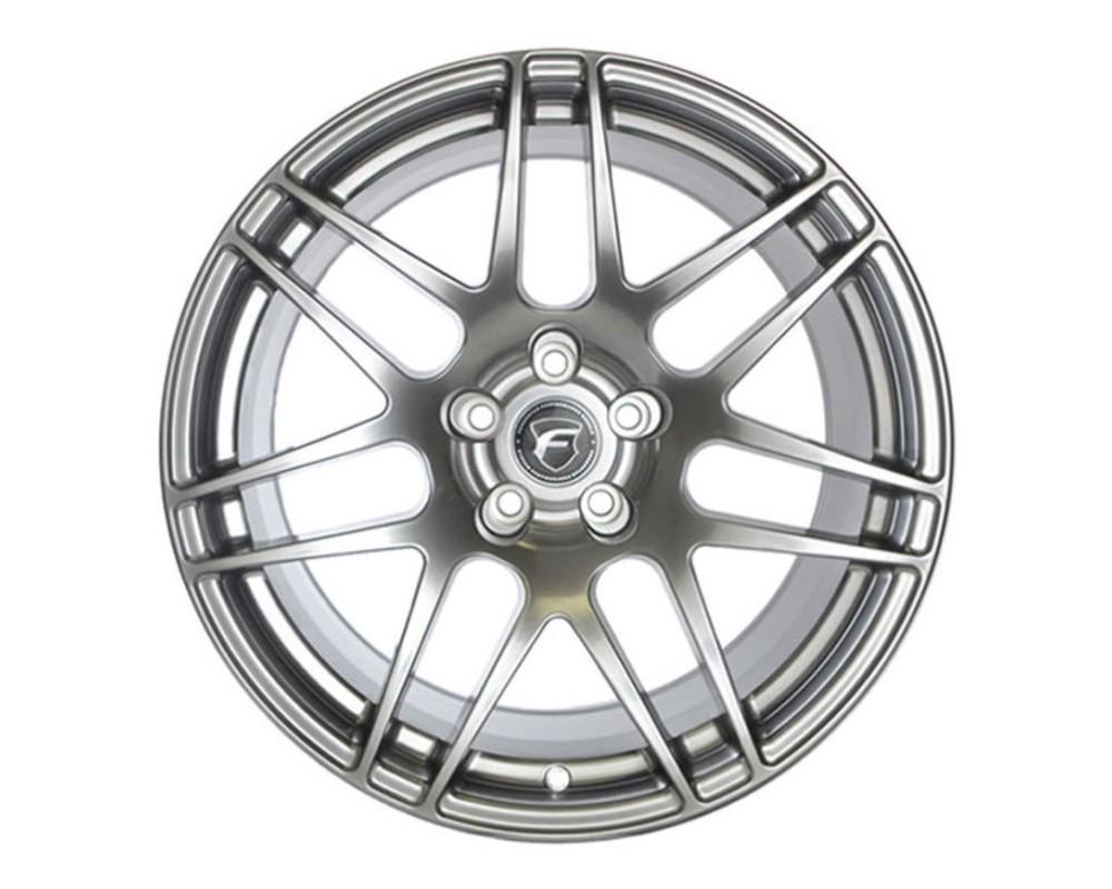 Forgestar F15699066P35 F14 Semi Concave Wheel 19x9 5x114.3 35mm Gloss Silver