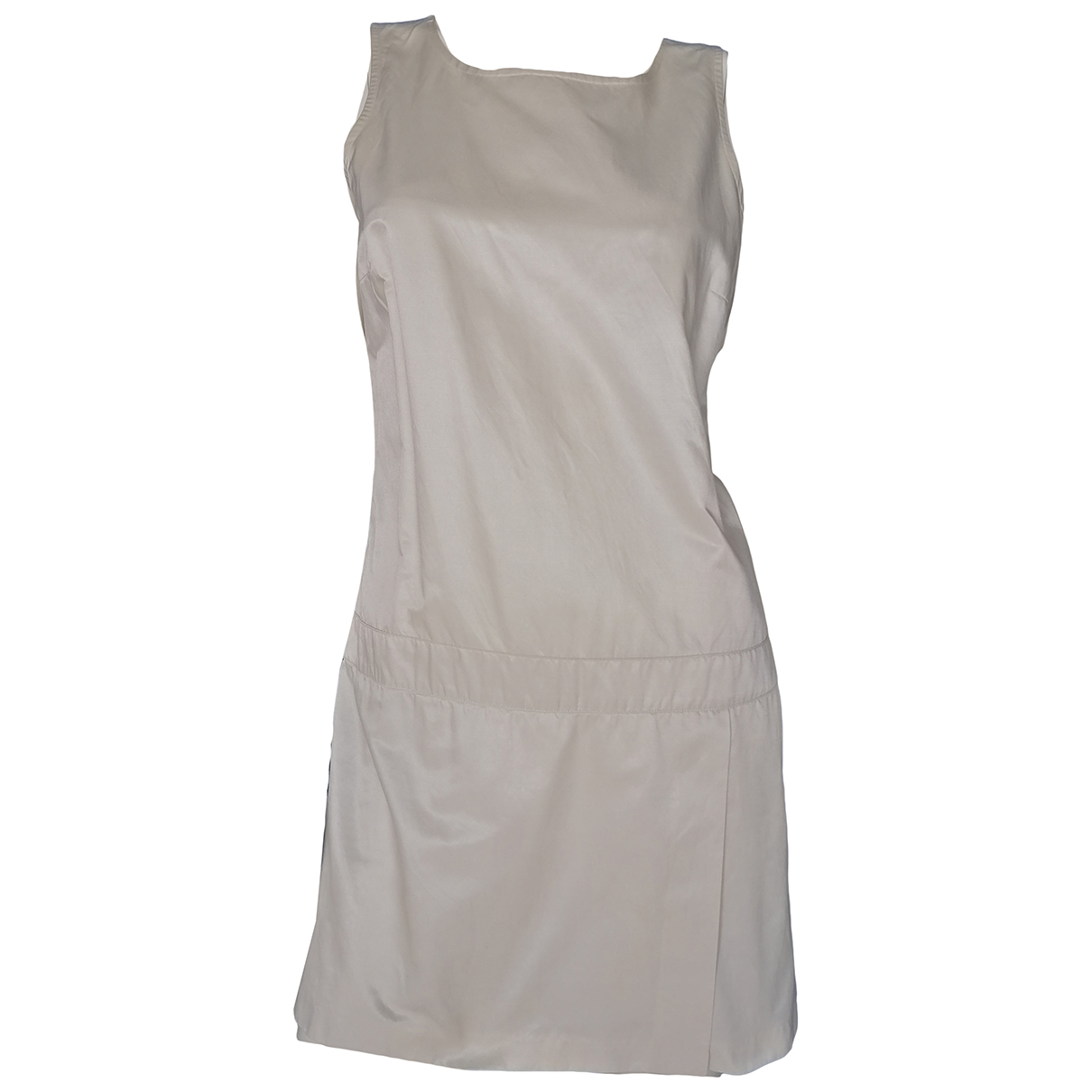 Fendissime \N Kleid in  Weiss Synthetik