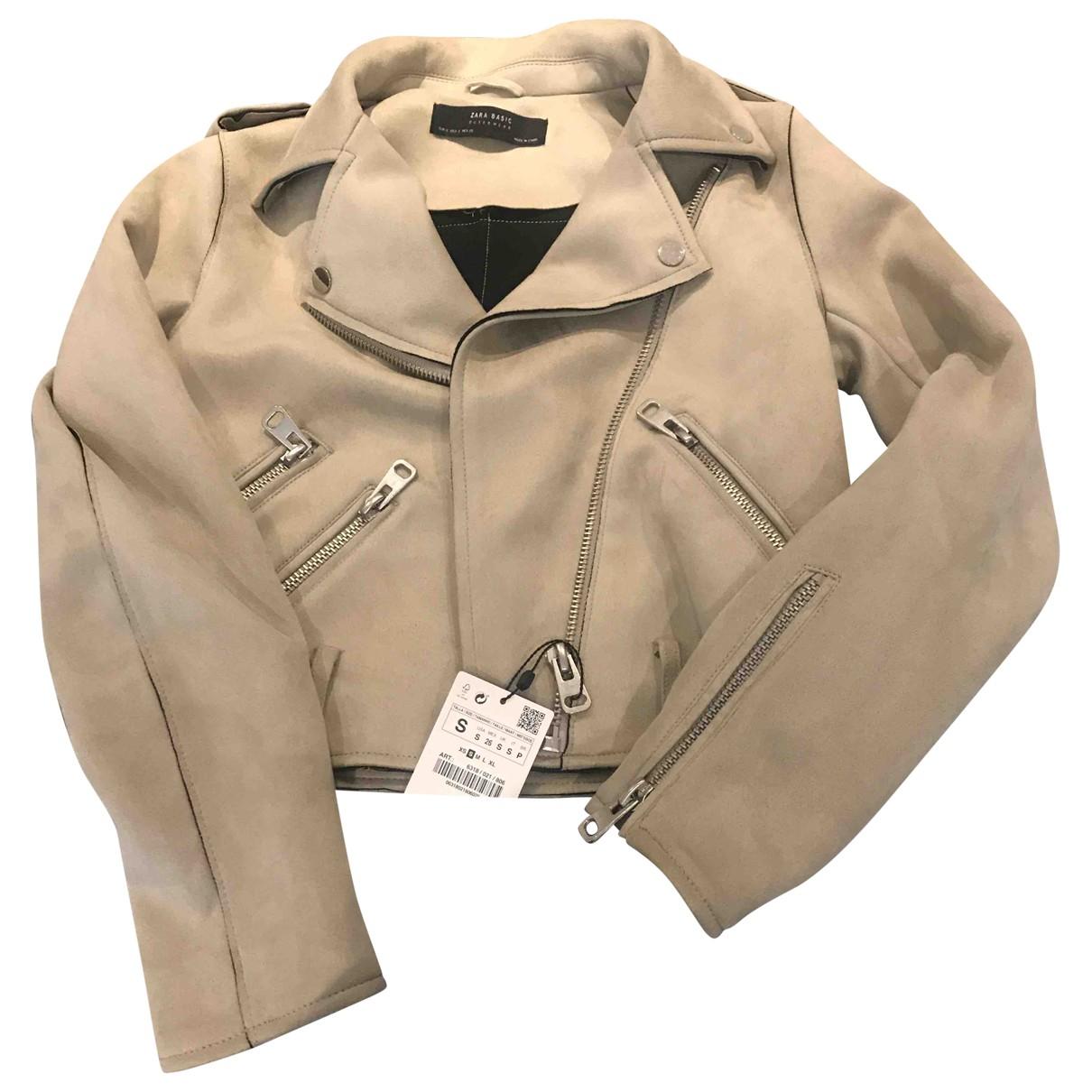 Zara N Beige jacket for Women 36 FR