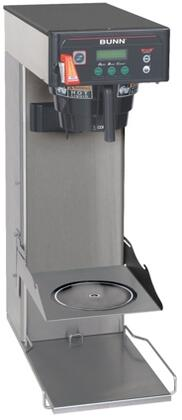 35700.0020 ITCB-DV-DBC w/Integrated Flip Tray Dual Voltage Tea and Coffee Brewer With BrewWISE  Energy-saver Mode  Dual Voltage Adaptable  Digital