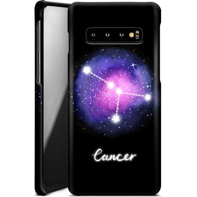 Samsung Galaxy S10 Smartphone Huelle - CANCER von Becky Starsmore