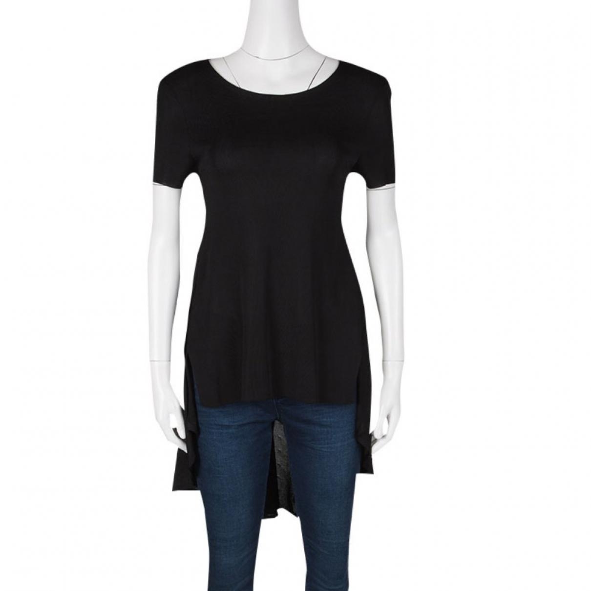 Dior - Top   pour femme - noir