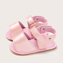 Baby Maedchen Sandalen mit Klettverschluss