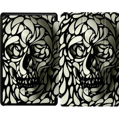 Amazon Fire HD 10 (2018) Tablet Smart Case - Skull von Ali Gulec