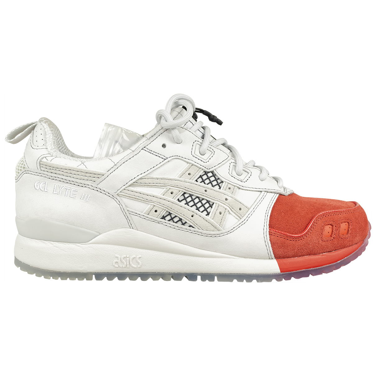 Asics \N White Leather Trainers for Men 9.5 US